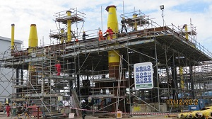 Th Heavy Engineering Berhad Offshore Structures Fabrications