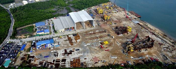 Th Heavy Engineering Berhad Pulau Indah Yard